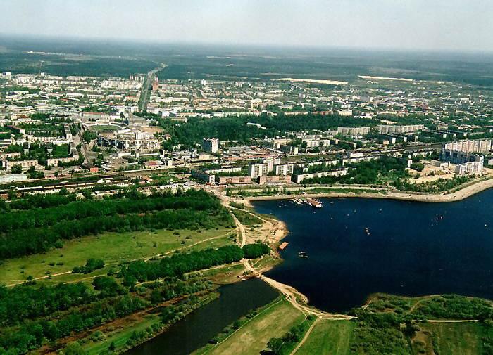 Дзержинск сверху2
