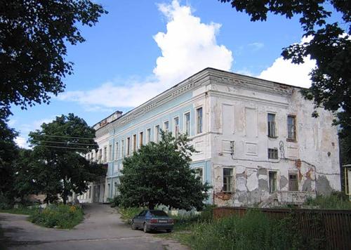 Дом Баташева