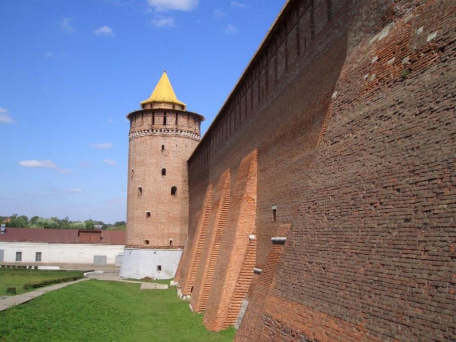 Клоломна. Маринкина башня