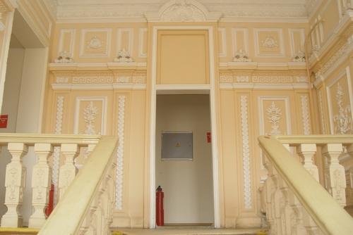 Дом Чеснокова. 2-й эт