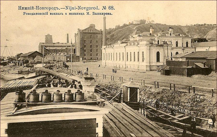 Ромодановский вокзал 3