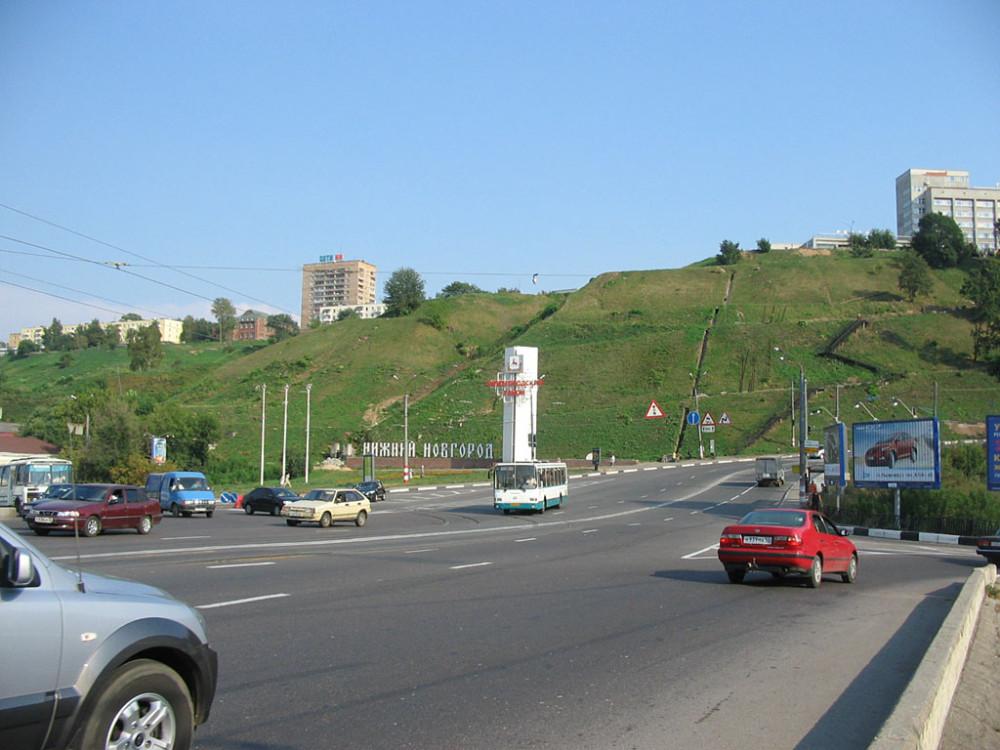 Съезд с Канав. моста