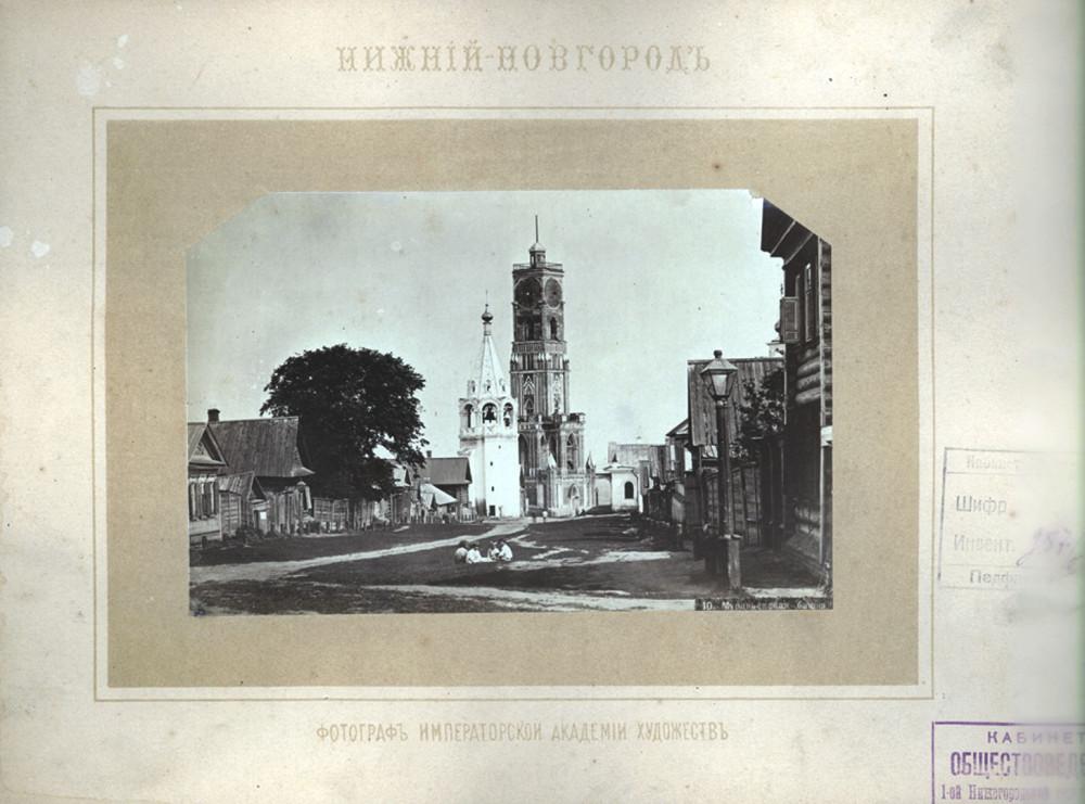 Муравьевская башня