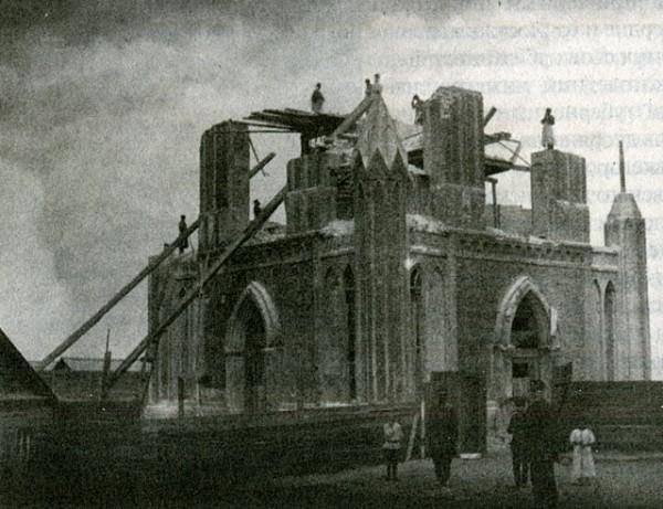 Муравьевская башня 3