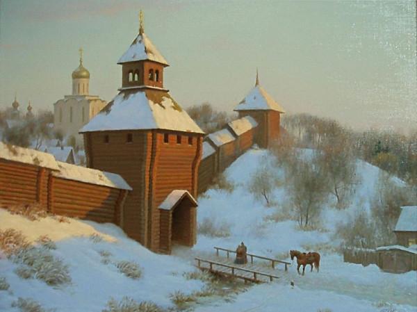 Засека В.М.Тормосов