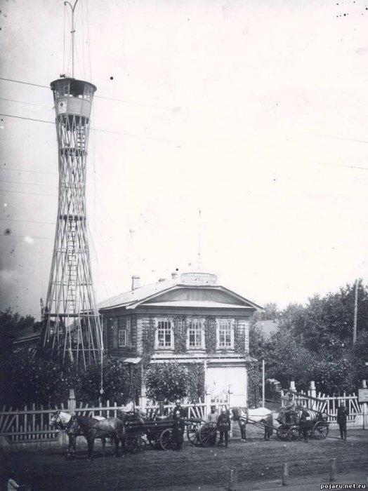 Сормово. Башня Шухова