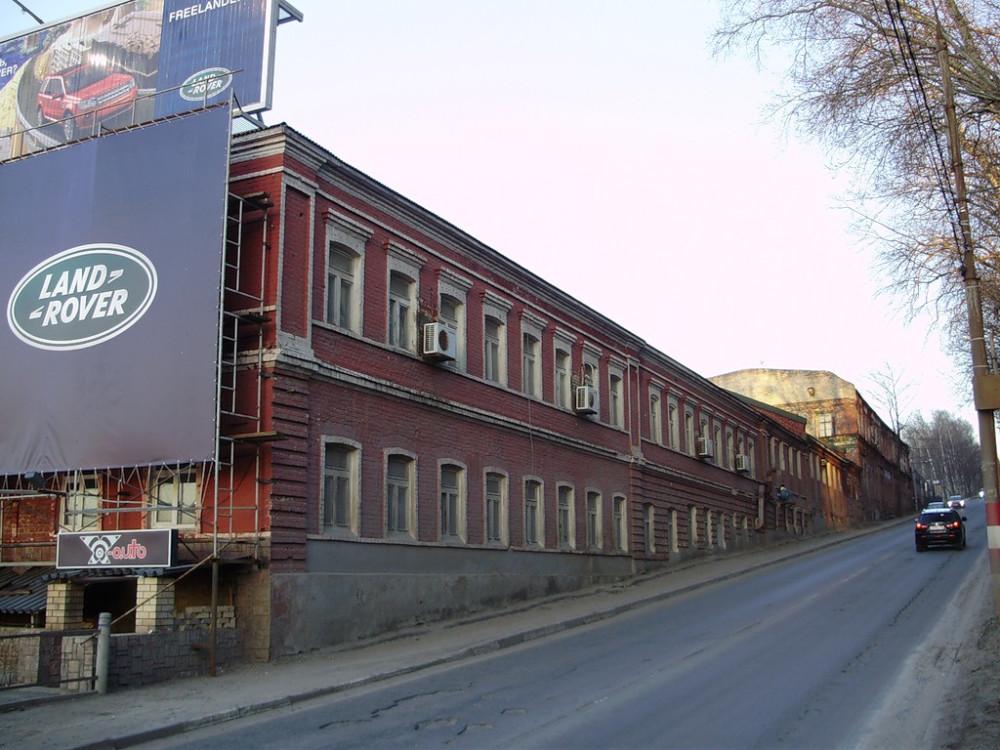 курбатовский завод