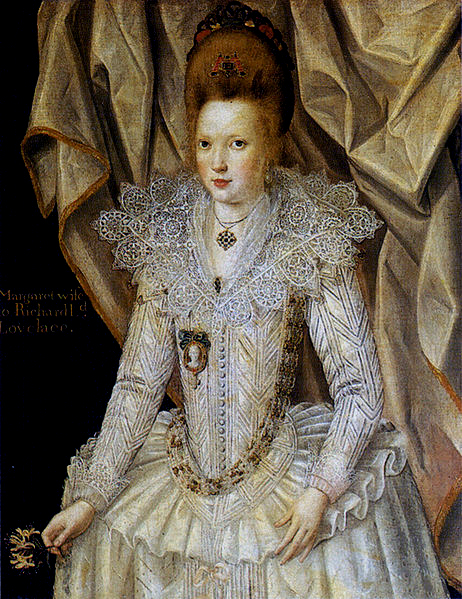 c 1610 John_de_Critz_Margaret_of_Lovelace