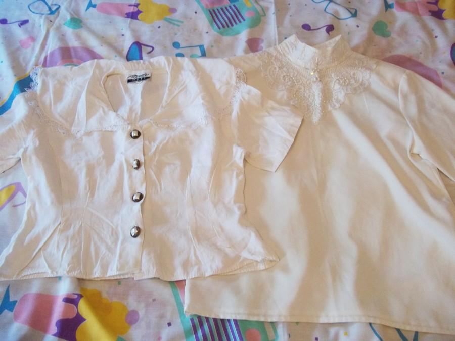 vintage blouses