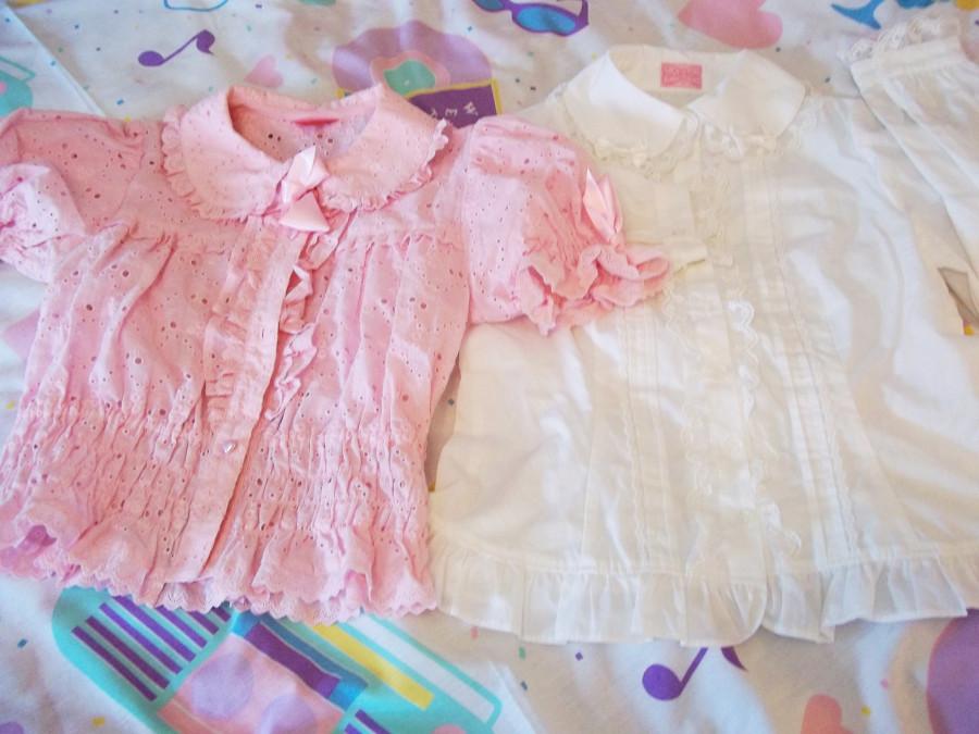 cherryparade cottoncandyshop blouses