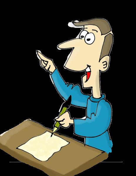 Как стать известным писателем?
