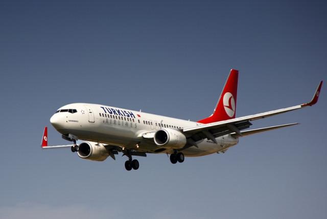 Boeing 737-8F2WL cn34416 Kahramanmaras Turkish Airlines Istanbul Ataturk (Yesilkoy) 03-10-2008