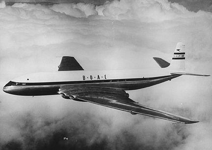 de Havilland DH.106 Comet 1 BOAC