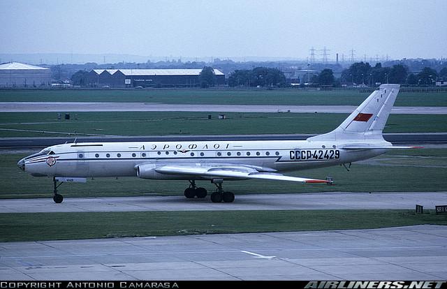Ту-104Б (CCCP-42429)