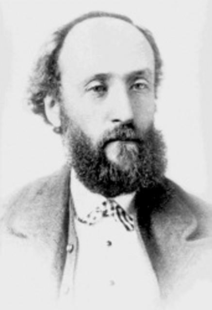 минералог, профессор Генри Гов