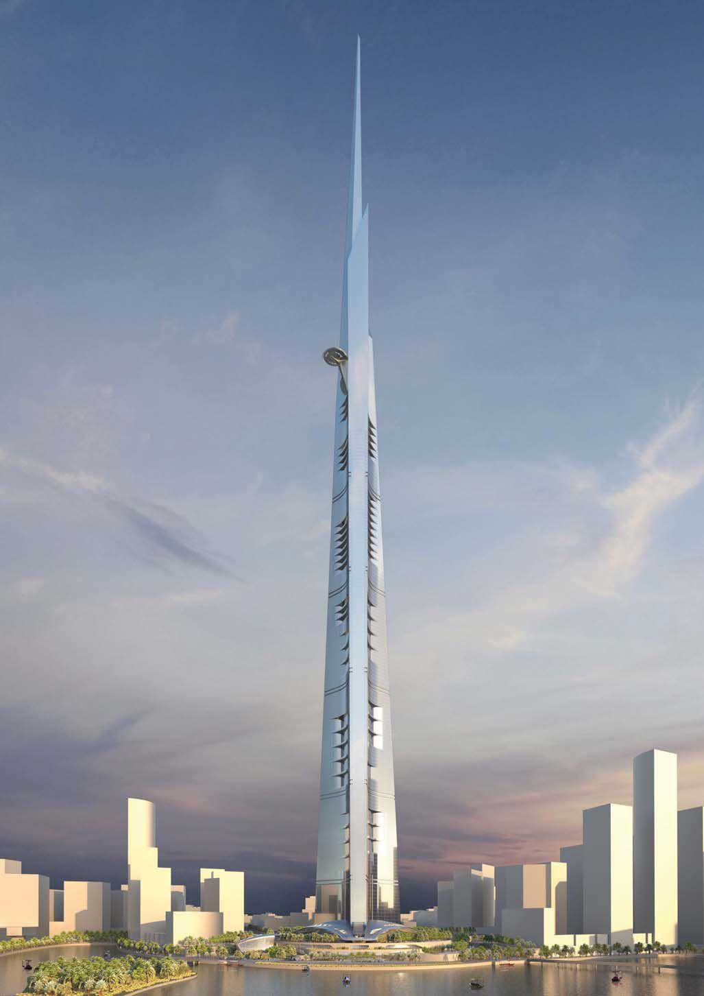 Фото самое высокое башня