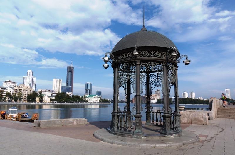 Екатеринбург август 2014