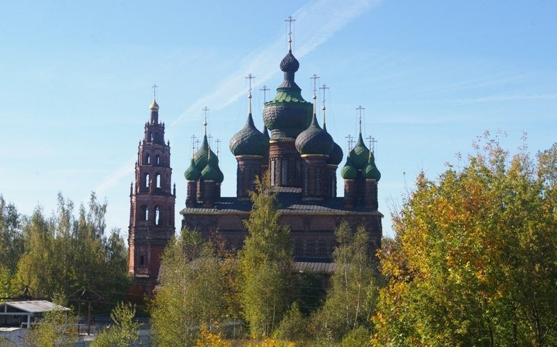 Ярославль сентябрь 2010