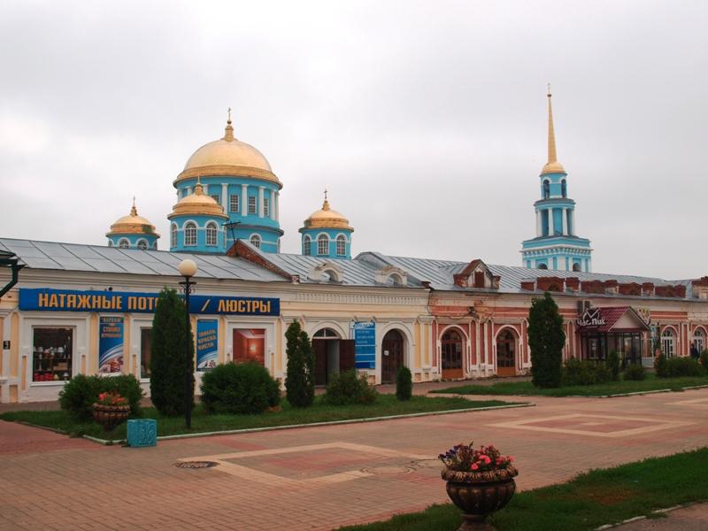 Лебедянь. Ул. Мира. 18.08.2012