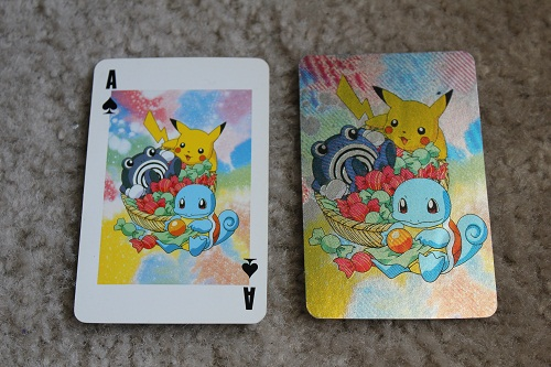 Pokemon Playing Cards?!: pkmncollectors — LiveJournal