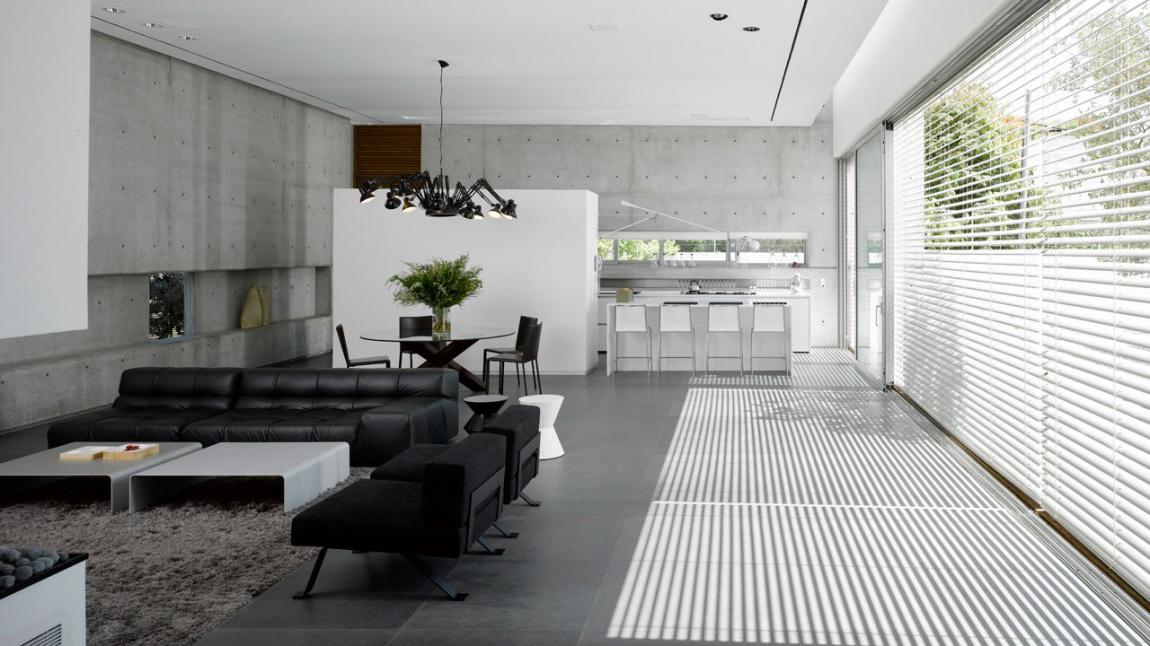 Design doma v stile minimalism (4)