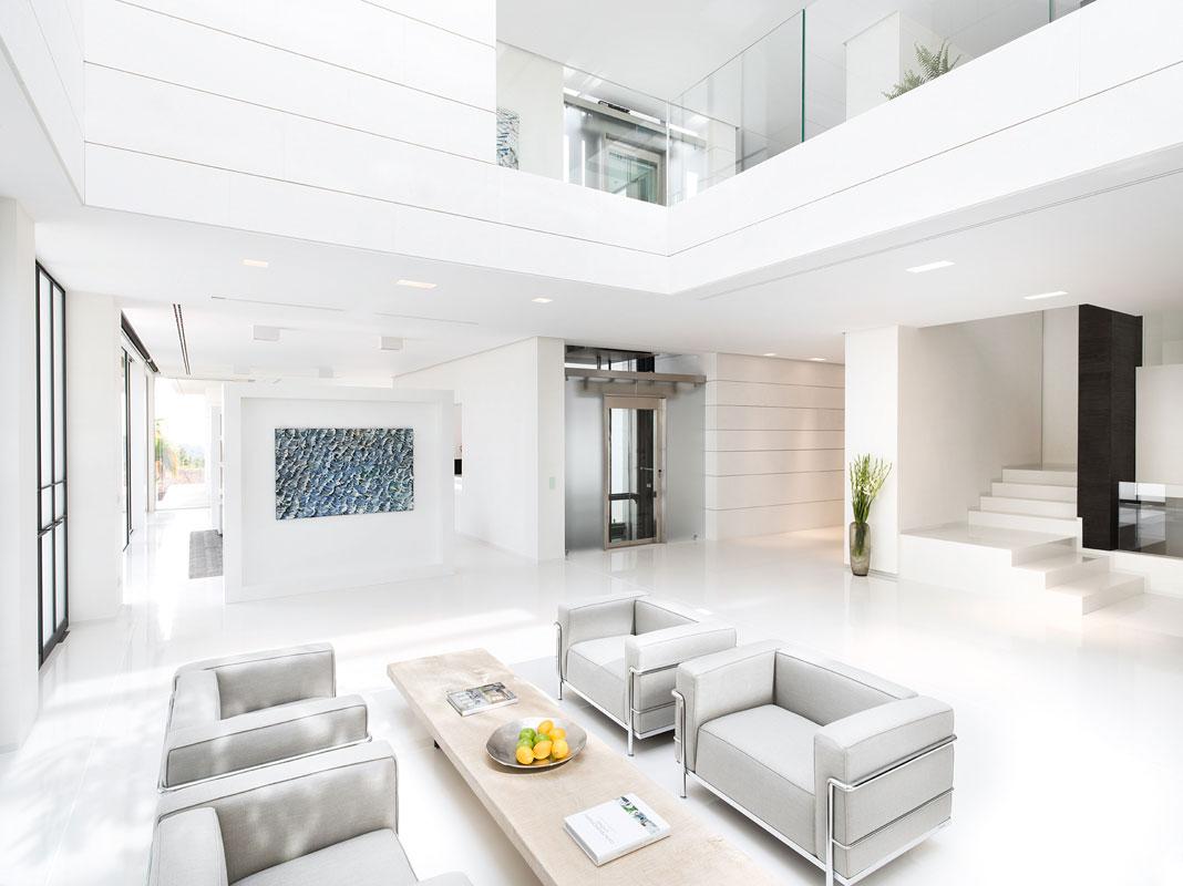 Интерьер дома в стиле минимализм фото (3)
