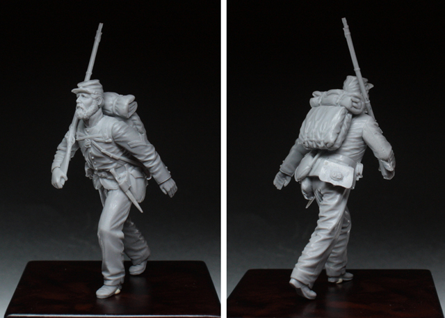 ms-0042 Union Infantryman
