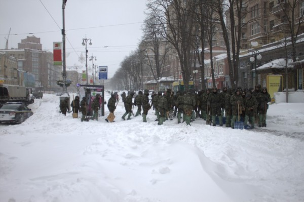 киев. март 23