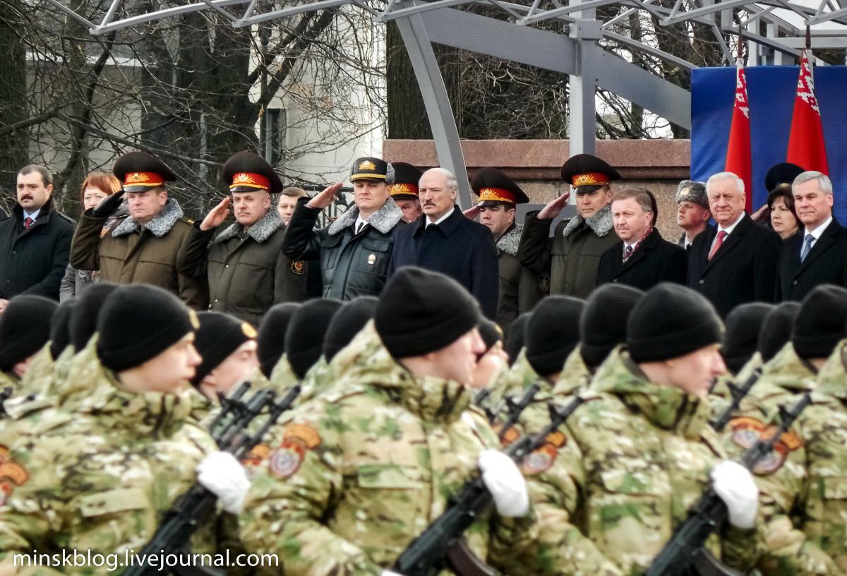 Белорусы хотели перемен. Перемены начались внезапно