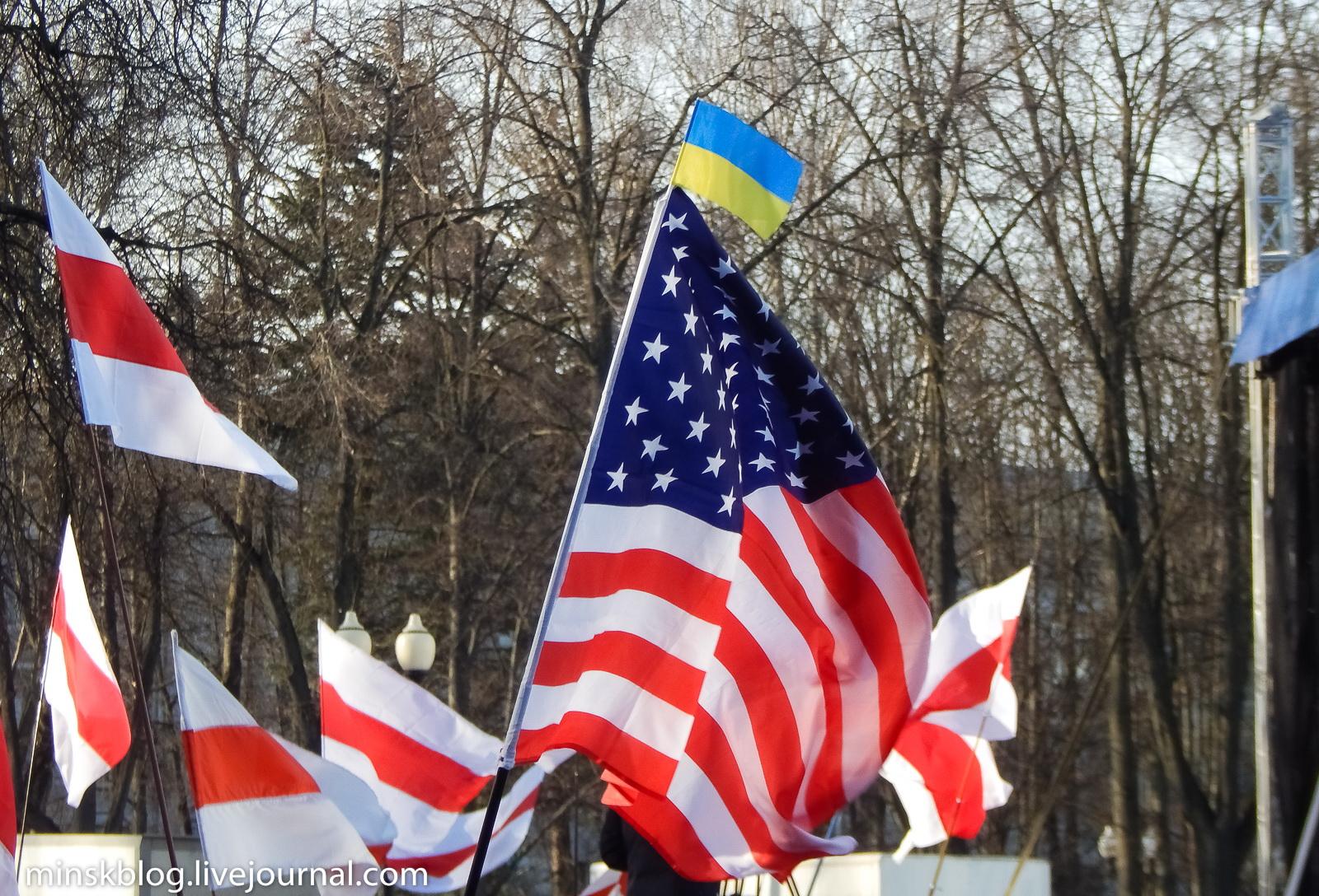 Революция синих поп или почему захлебнулся Беломайдан?