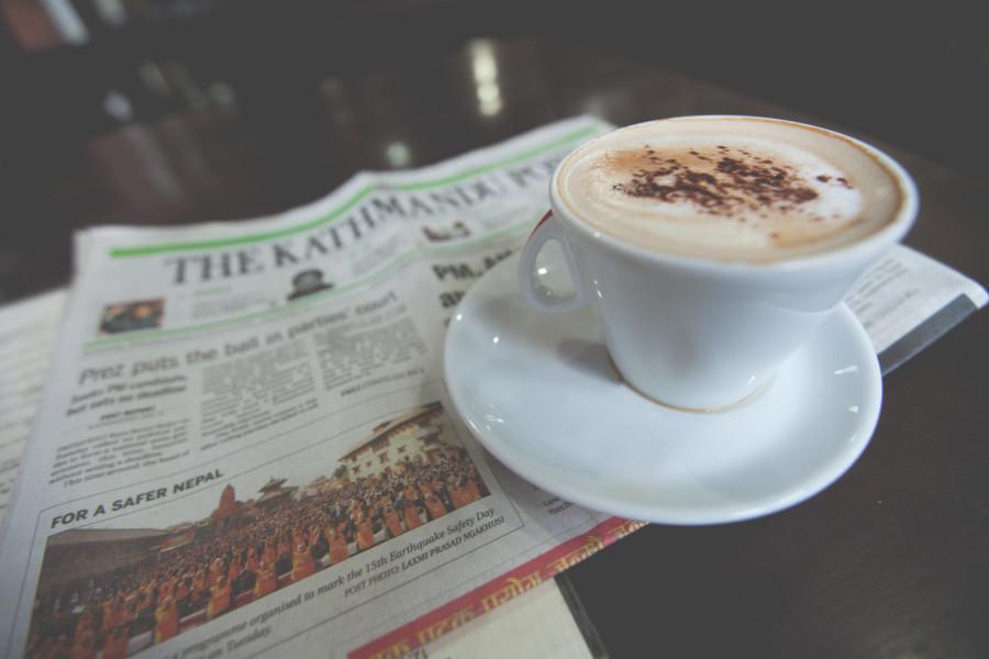 кофе по-непальски