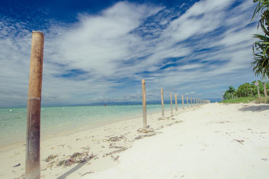 Бирюзовая вода Филиппин