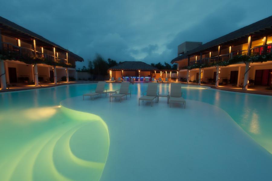 Bluewater Resort. Philippines