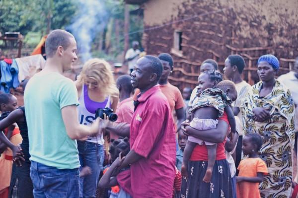 угандийская деревня