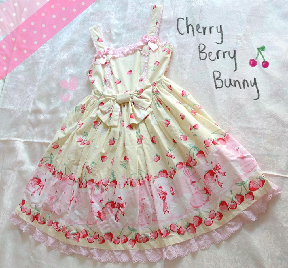 Cherry-Berry-Bunny