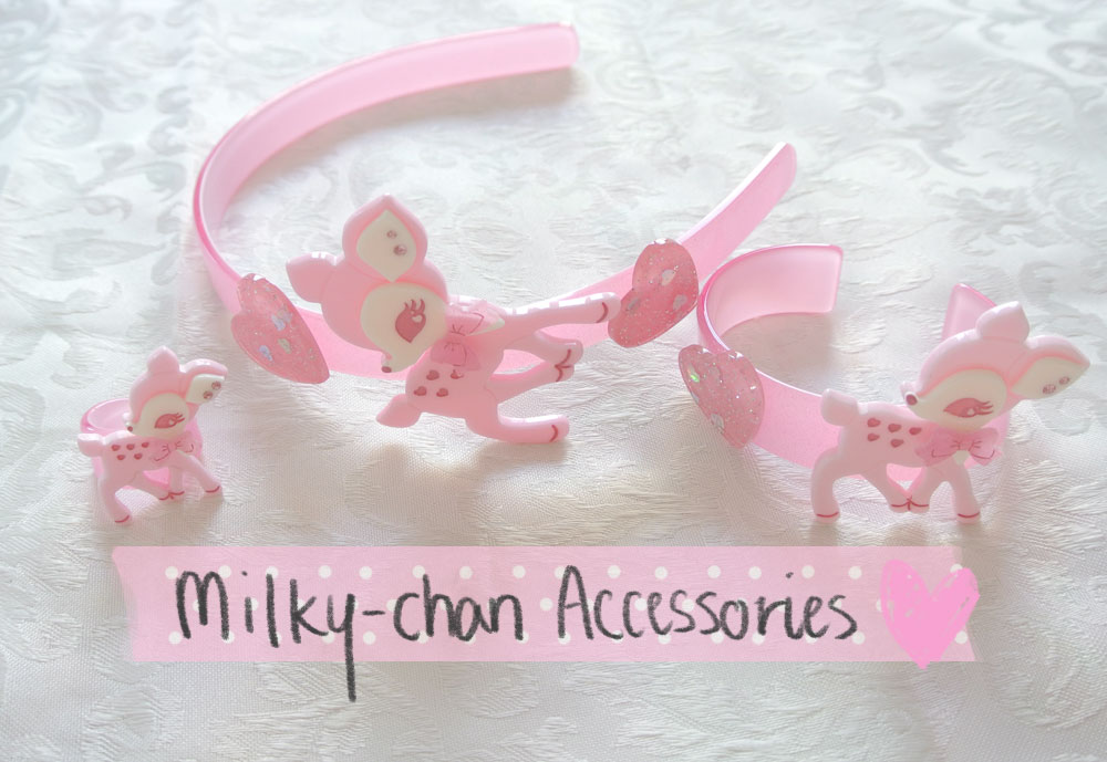 Milky-chan-Accessories