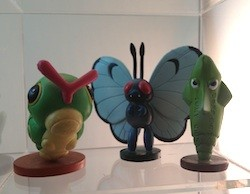 4 butterfree