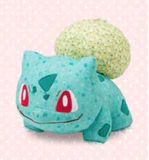 patchwork bulbasaur