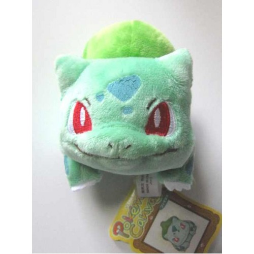 canvas bulbasaur plush
