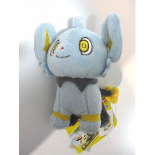 canvas shinx plush