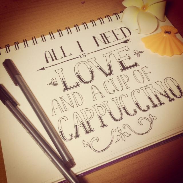 любовь и капучино