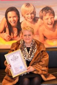 Победитель конкурса - Валентина Васильевна
