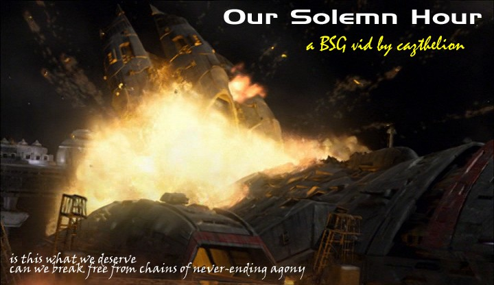 Our Solemn Hour
