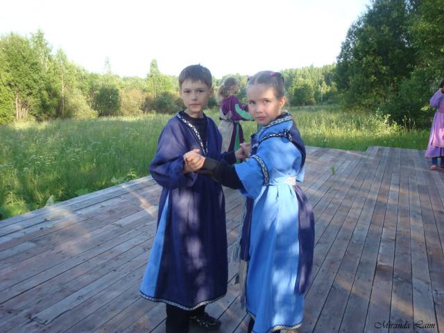 мастер класс по русским танцам
