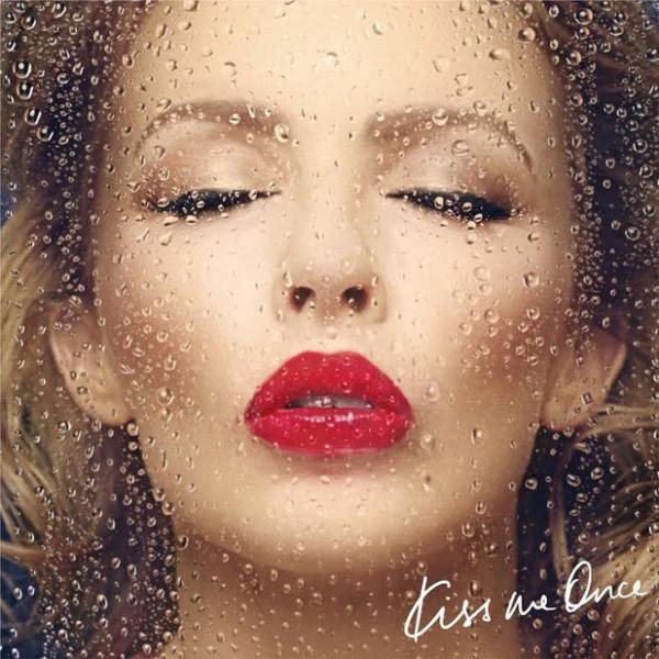 Kylie Kiss Me Once