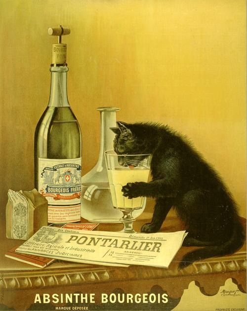 1900 абсент
