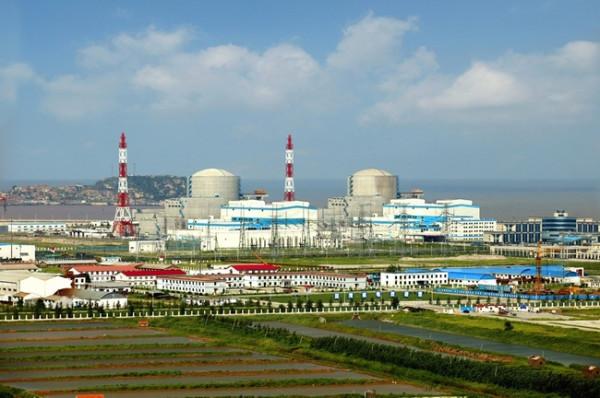 АЭС Китай