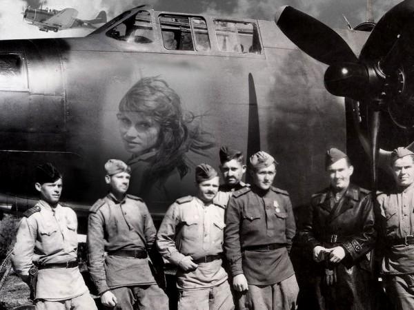 Военный аэроплан