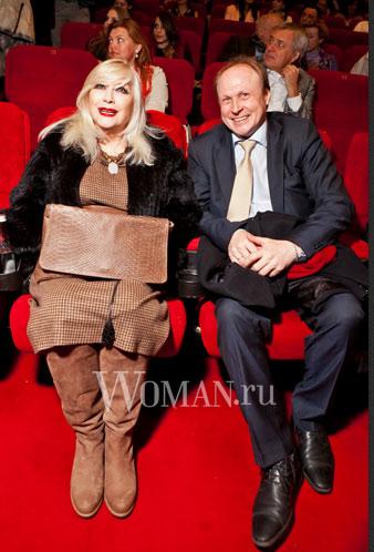 Ирина Мирошниченко на премьере фильма