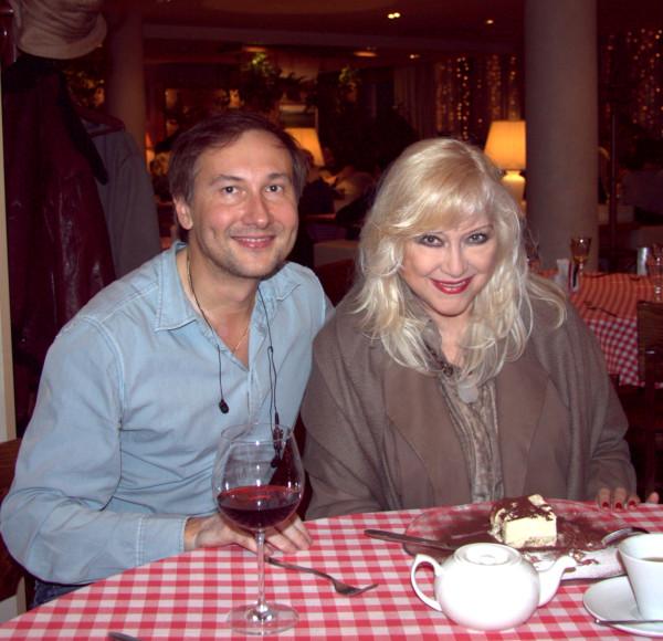 Николай Лебедев, Ирина Мирошниченко